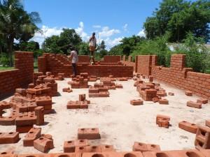 Interlocking Stabilized Earth Brick